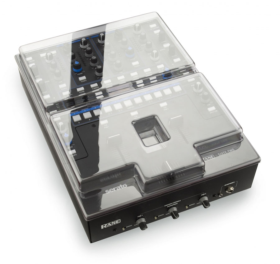 Decksaver DS-PC-RANE62 Rane Sixty-Two cover