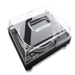 Decksaver DS-PC-RPTURNTABLE Reloop Turntable RP7000/8000 cover