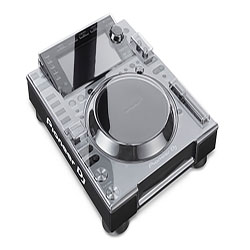 Decksaver DS-PCFP-CDJ2000NXS2 Pioneer CDJ-2000NXS2 Cover and Faceplate