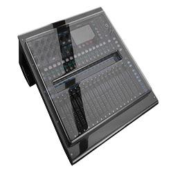 Decksaver DSP-PC-QU16 Allen & Heath QU16 cover