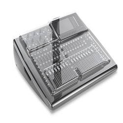 Decksaver DSP-PC-X32COMPACT Behringer X32 COMPACT cover