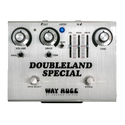 Dunlop WHE212 Way Huge Doubleland Special Overdrive Guitar Pedal