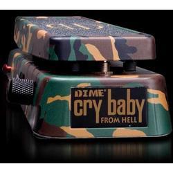 Dunlop DB01 DIMEBAG CRYBABY SIGNATURE WAH PEDAL