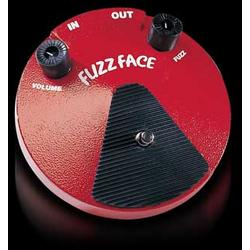 Dunlop JDF2 FUZZ FACE DISTORTION PEDAL