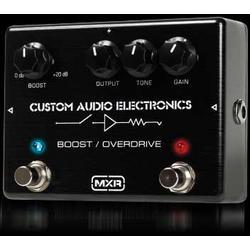 Dunlop MC402 CUSTOM AUDIO ELECTRONICS BOOST/OVERDRIVE