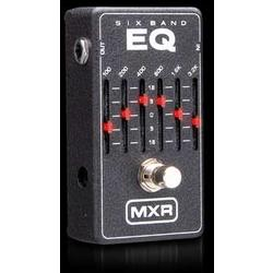 Dunlop M109 SIX BAND EQ PEDAL (discontinued clearance)