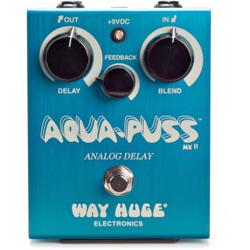 Dunlop WHE701 WAY HUGE AQUA PUSS ANALOG DELAY PEDAL
