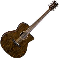 Dean AX-E-CAIDE -AXS Exotic Caidie Cutaway 6 String RH Acoustic-Electric Guitar