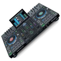 "Denon DJ Prime 4 Standalone 4 Deck DJ System with 10"" Touchscreen"