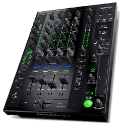 Denon DJ X1800 PRIME Professional 4 Channel DJ Club Mixer