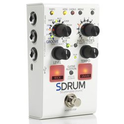 Digitech SDRUM Intelligent Drum Effect Pedal for Guitar and Bass