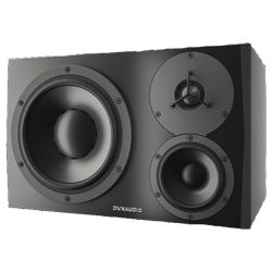 Dynaudio LYD-48 BK 3-Way 8 Inch Studio Monitor with Class-D Amplifier in Black