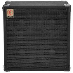 Eden EX410SC4 EX-Series 400-Watt Extended Range Bass Speaker Cabinet