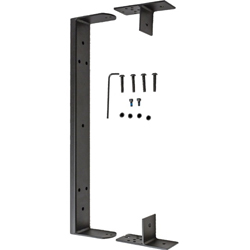 Electro Voice EKX-BRKT12 Wall mount Bracket Black for EKX-12 and EKX-12P Loudspeakers