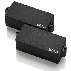 EMG P Active Pickup for Bass (Black)