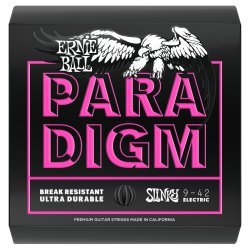 Ernie Ball 2023EB Paradigm Electric Guitar Strings .009-.042 Super Slinky