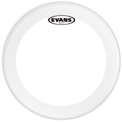 Evans BD22GB4 EQ4 Clear Bass Drum Head, 22 Inch