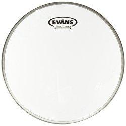 "Evans TT10G2 Genera 10"" G2 Clear Tom Batter Drumhead"