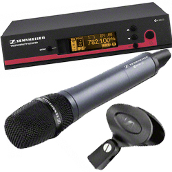Sennheiser ew 135 G3-A Wireless Microphone Package