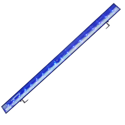 American DJ ECO-UV-BAR-DMX Bright High Output DMX512 Ultraviolet Bar with 18 3W UV LEDs