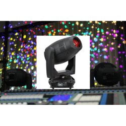 Elation Professional Platinum FLX Hybrid 3-in-1 Beam / Spot / Wash Moving Head Fixture
