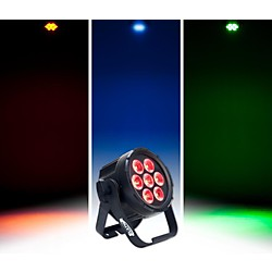 Elation SIXPAR 100 7 x 12W RGBAW+UV LED Par