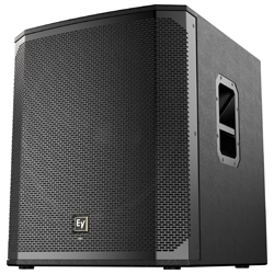 Electro Voice ELX200-18SP 18 Inch Powered Subwoofer with Bluetooth