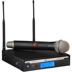 Electro Voice R300-HD-C Handheld Wireless Microphone System with PL22 in Case