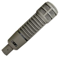 Electro Voice RE20 Broadcast Dynamic Cardioid Announcer Microphone With Variable D
