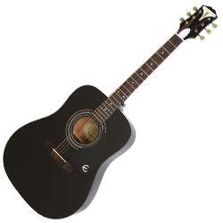 Epiphone EAPREBCH Ebony Pro-1 Acoustic 6 String RH Acoustic Guitar
