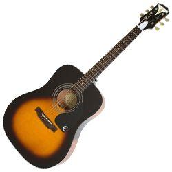 Epiphone EAPRVSCH Vintage Sunburst Pro-1 Acoustic 6 String RH Acoustic Guitar