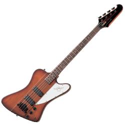 Epiphone EBTBVSBH Vintage Sunburst Thunderbird IV 4 String Bass Guitar