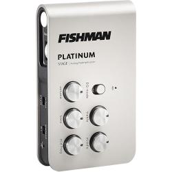 Fishman PRO-PLT-301 Platinum Stage EQ/DI Analogue Preamp