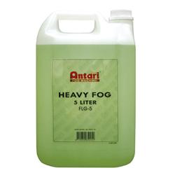 Antari FLG-5 Green Color Long Lasting 5L Heavy Fog Liquid