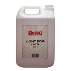 Antari FLR-5 Red Color 5L Fast Dissipating Light Fog Liquid