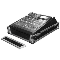 "Odyssey FZMX1913 Flight Zone Series Universal 13 Space 19"" Rackmount Mixer Case"