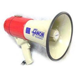 Fanon MV6S 300 Yard 6W Megaphone
