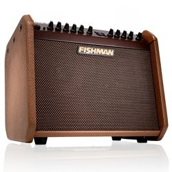 Fishman PRO-LBC-500 Rechargeable Battery Operated Loudbox Mini Charge 60W Acoustic Amp with Bluetooth