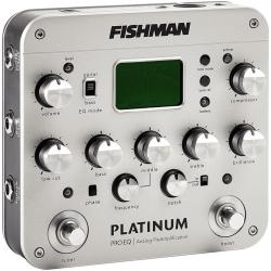 Fishman PRO-PLT-201 Platinum Pro EQ-DI Analog Preamp