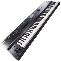 Kurzweil FORTE 88 Key Professional Stage Piano Keyboard with 16 Gigabytes of All New Sounds