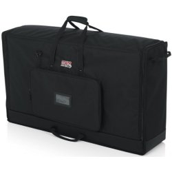 "Gator G-LCD-TOTE-LGX2 Padded Dual Carry Tote Bag for Transporting (2) LCD Monitors & TVs, Dual 40"" - 45"" Screens"