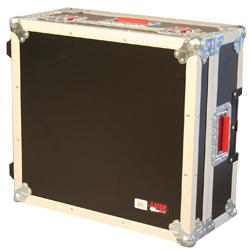 Gator G-Tour 19x21 Mixer Flight Case 19x21x7 Inch Max Adjustable Interior