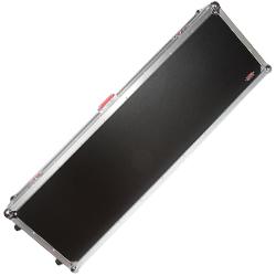 Gator MI G-TOUR 88v2SL ATA Wood Slim 88 Note Keyboard Flight Case with Wheels