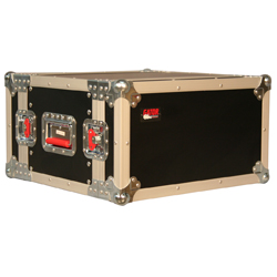 Gator G-Tour EFX 6 Tour Style 6 Space Effects Rack Case