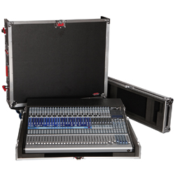 Gator G-TOUR PRE3242AI ATA Wood Flight Case for Presonus StudioLive 32.4.2AI Mixer in Doghouse Design (discontinued clearance demo 9.8 cond. must be ordered with studiolive32.4.2ai demo)