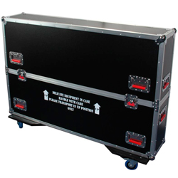Gator G-TOURLCDV2-3743 ATA LCD case 37 to 43 inch screens