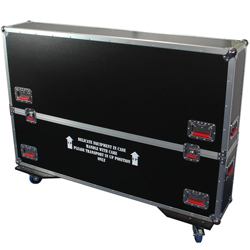 Gator G-TOURLCDV2-5055 ATA LCD case for 50 to 55 Inch screens
