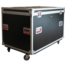 Gator G-TOURPAR64-LED-8 ATA Transport Case for 8 LED PAR 64 Lights