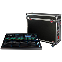 Gator G-TOURQU32 Doghouse Style Case for Allen & Heath QU32 Mixer