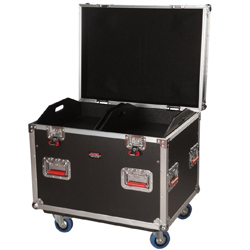 Gator G-TOUR-TRK-302212 Truck Pack Trunk with Dividers
